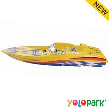 La función completa 4 channals barco del rc modelo 2011-3 juguetes juguetes de guangzhou