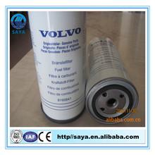 VOLVO Auto filtro de aceite 8193841 Spin-On fabricación del filtro de aceite