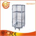 Plegables de almacenamiento de contenedores roll/roll cage