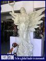 espectáculo al aire libre de la escultura atenea