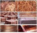 Fábrica de la venta de cobre millberry, desechos de cobre, alambre de cobre chatarra 99.9%!!!