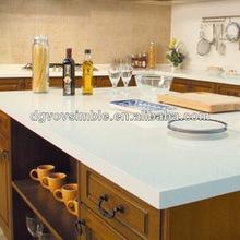 fácil de limpiar la práctica corian y piedra artificial cocina counteretop en china