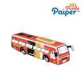 Artículos de regalo promocional bricolaje mini bus escolar juguete de los niños en venta