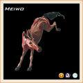 le muscle de cheval mannequin