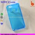 Preço barato para sony z1 mini telefone caso, para m51w tpu macio tampa
