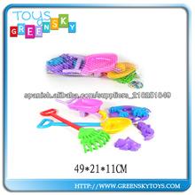 arena hermosa juguetes/juguetes de playa