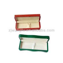 brilhante de luxo em madeira caixa de presente caneta de tinta para canetas