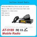 Walkie talkie famoso anytone de radio de dos vías en vender at-5189
