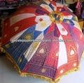 jardín patio paraguas de sol sombrilla de la decoración de la boda sombrilla