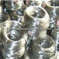 alambre galvanizado/alambre caliente sumergido