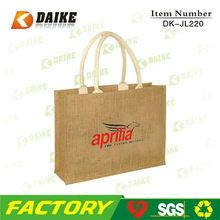 Saco de yute, bolsas de arpillera, Bolsa de yute SP-DK-JL220
