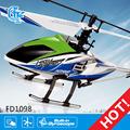 popular fd1098 fxd del helicóptero del rc piezas de engranaje para gopro