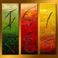 venta caliente del hotel decoración pintura abstracta