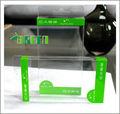 Caixa de embalagem transparente para iphone acessórios