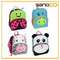 2014 hecho en china de jardín de infantes de dibujos animados bolsa de la escuela, cute niños mochilas escolares