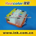 H564 recargables cartucho compatible para h564/364/178/862 recarga cartucho de tinta