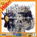 En- línea pequeño motor diesel marino