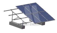 De acero de tierra de montaje del sistema/tornillo de tierra/base de hormigón-- tierra mraca 1 terraza