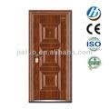 seguridad de acero de doble puerta