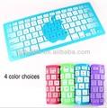 100% neuf de haute qualité clavier de silicone couvrir