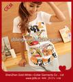 china camisetas personalizadas t no mínimo white