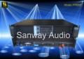 FP9000 amplificador profesional mezclador de karaoke
