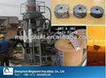 De control del plc 3kg& 5kg vaca lamer la sal de la máquina del bloque
