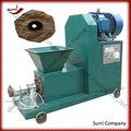 Zbj-70 de aserrín de madera de fabricación de briquetas de biomasa de la máquina