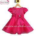vestidos de princesa para crianças de bebê menina vestidos de natal vestido vermelho