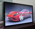 "55"" alto brillo lcd de panel táctil lcd de la pantalla lcd a prueba de agua del monitor con vga hdmi de entrada av"