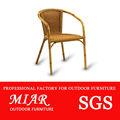 de plástico de tejido de sillas de ratán 101254