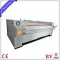 De vapor de satén planchadora( industrial& comercial planchadora máquina, planchadora-secadora, planchadora lavandería)