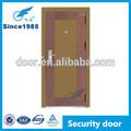 utilizado exteriores de hierro de acero puerta de seguridad en puertas y ventanas