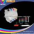 modelo w impresora del depósito de tinta para hp epson canon 4 hermano de color de la ciss depósito de tinta
