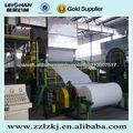 alta velocidad de tejido máquina de papel