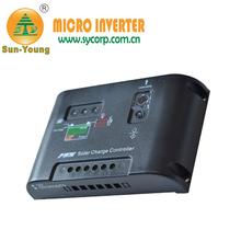 24v 20a mppt pwm controlador de carga solar
