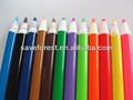 12 lápices de colores de colores