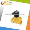 jfollow dos vías solenoide de la válvula de solenoide de la válvula de agua