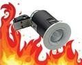 Resistentes al fuego redonda IP20 GU10 Downlight fijo