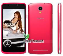 Fábrica ZOPO ZP580 WCDMA teléfono QHD pantalla táctil de 4.5 pulgadas MTK6572 Dual Core 5MP Dual SIM 1700mAh Restablecer teléfon