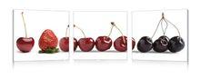 arte de la fruta por la pintura de acuarela