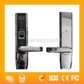 huella dactilar cerraduras para puertas de garaje LA501