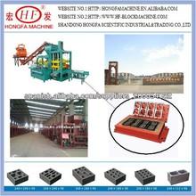 QT4-15D bloque concreto que hace precio de la máquina
