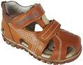 alta qualtity zapato de cuero de la sandalia