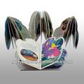 popup 3d libro de impresión de libros