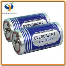 um2 de carbono de zinc r14 batería c tamaño de la batería