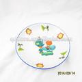 Plato de frutas de moldes, frutas placa de cerámica, plato de frutas de decoración para el hogar de diseño de moda