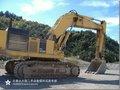 Japón excavadora PC1250-7