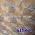 2014 nuevo diseño de yeso del techo del azulejo/recubierto de vinilo de yeso del techo azulejos