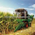 Venta caliente 4 filas montado en un tractor cosechadora de maíz/cosechadora de maíz/montado en un tractor cosechadora